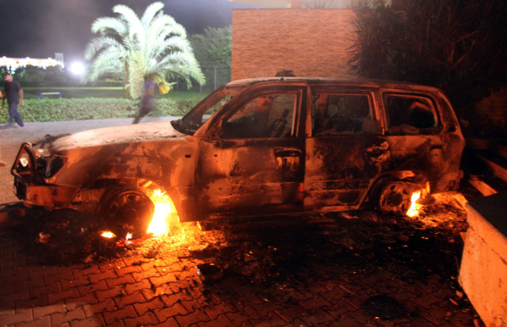 Libya police colonel targeted in assassination attempt