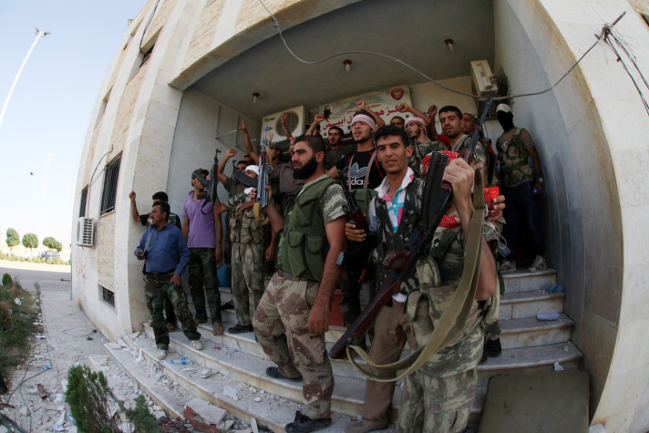 U.S., France boost contacts with Syrian opposition
