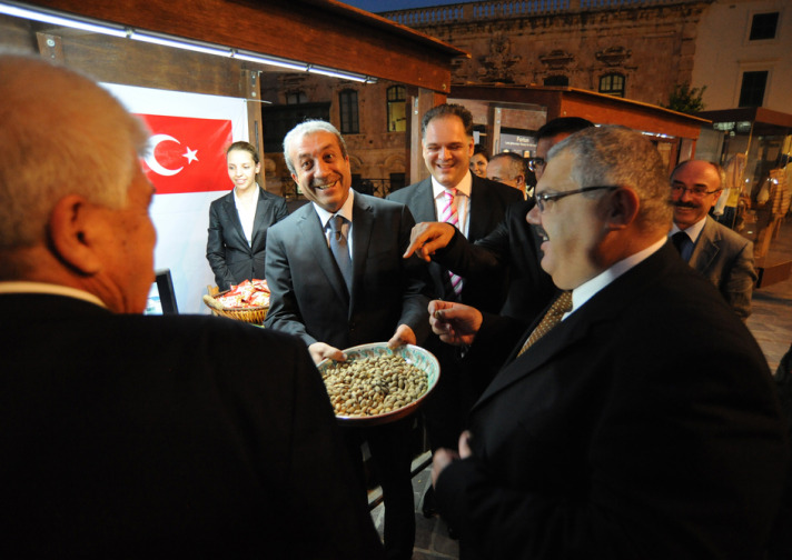 Turkish food minister: 'No serious crisis' in world food prices
