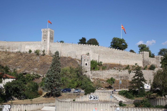 Skopje Fortress to be an 'Ottoman Museum'