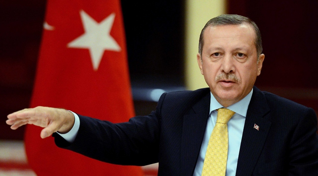 Turkey's PM names two main PKK backers in Europe