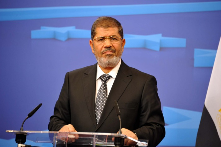 Egypt's president due in Turkey for ruling party convention