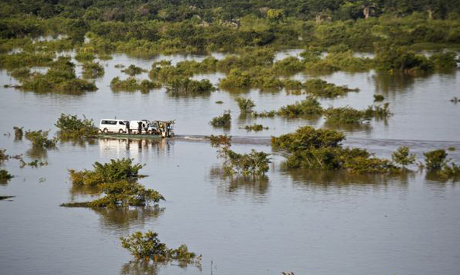 Worst flood for decades uproots 10,000 in central Nigeria