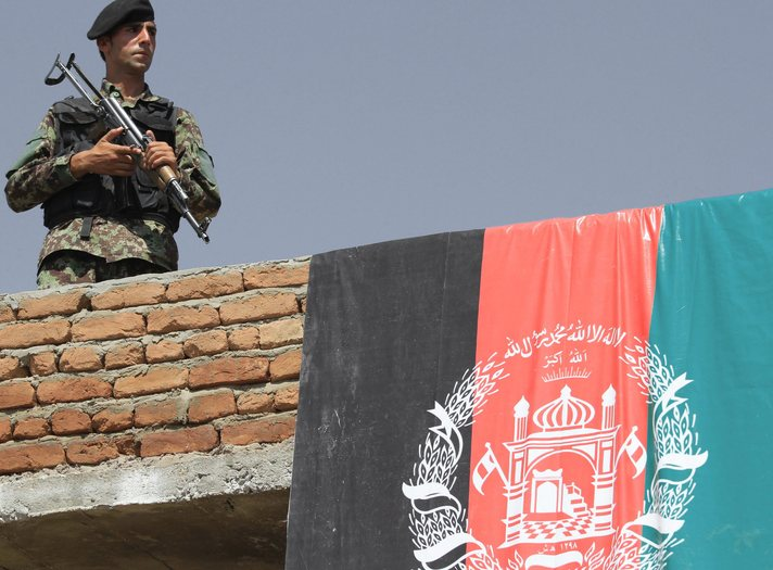Afghan security member kills foreigners at NATO