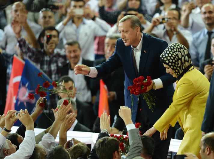 Turkey's ruling party holds much-anticipated congress