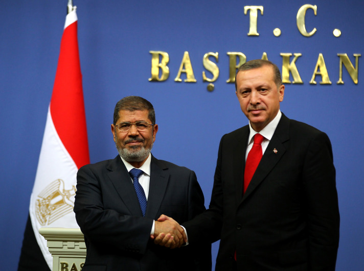 Egyptian president offers visa-free travel with Turkey