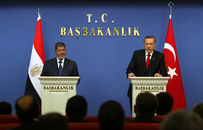 Turkish PM and ministers to visit in Cairo, next month