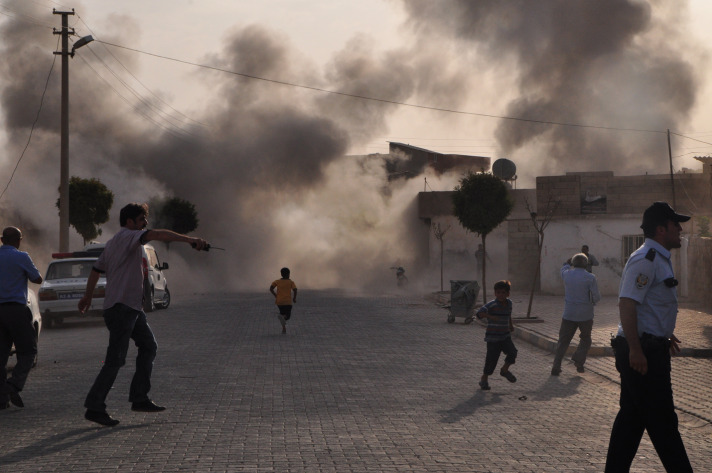 Turkey receives no explanation from Syria on shelling