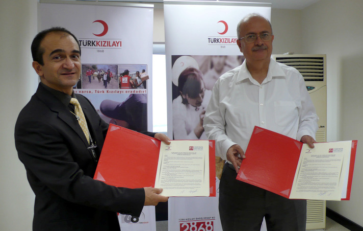 Turkish Red Crescent and Earth Doctors to cooperate in Somalia