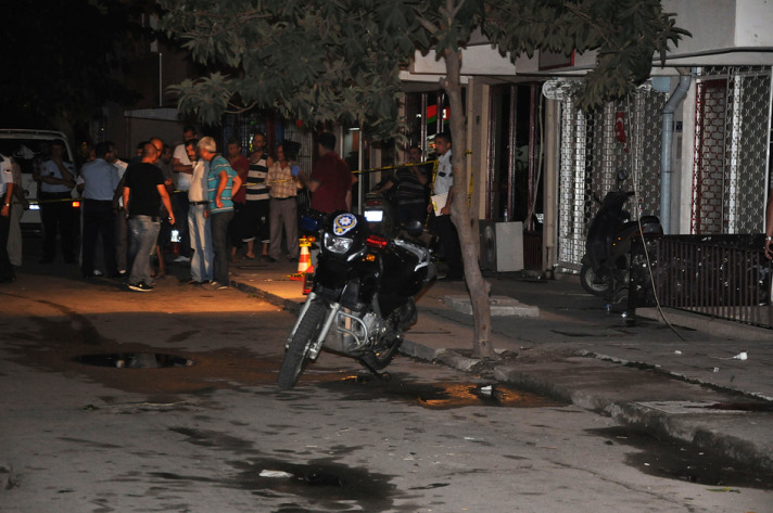 Three Turkish police officers killed in attack
