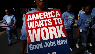 Analysis: Obama faces another hurdle: Friday's jobless report