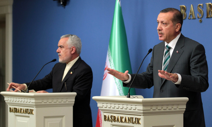Turkey-Iran trade volume to be raised to $30 bln by late 2013