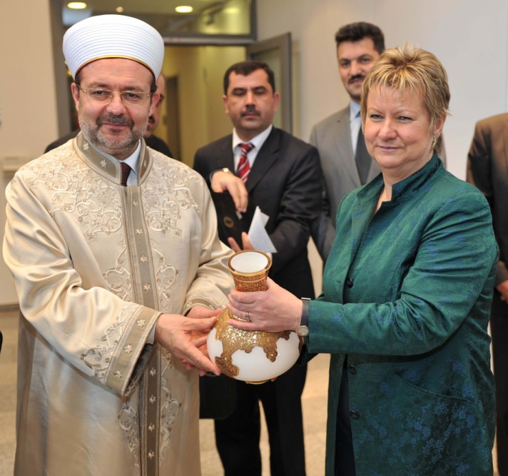 Turkey to help German state in providing education on Islam