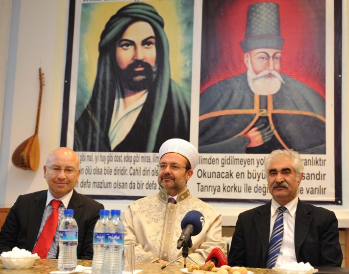 Alevism is a path of Islam, says religious affairs director