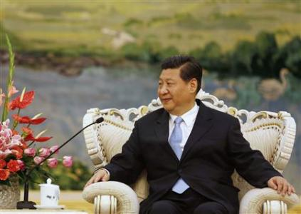 China new leader warned risk crisis by experts