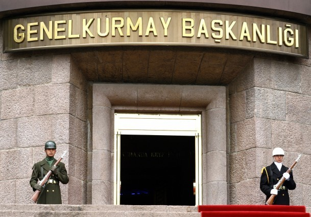 Turkey rejects claims about foreign troops on Syria border