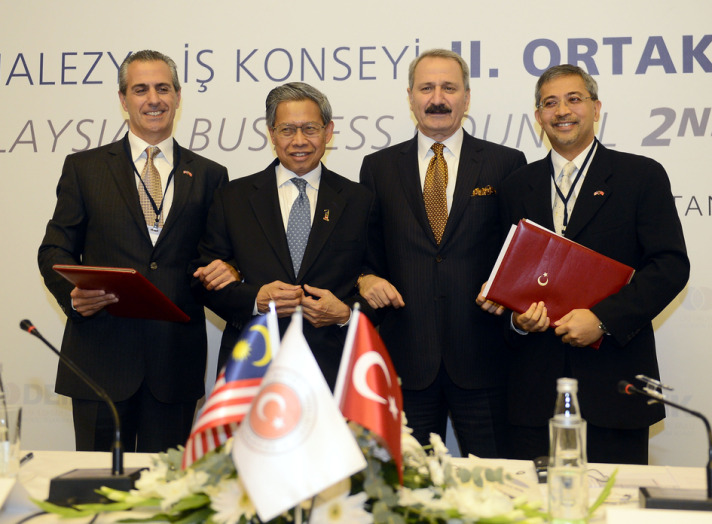 Turkey, Malaysia have potential to make $11.7 bln trade: minister