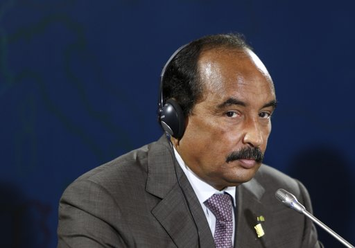 Mauritania president to be flown out of country for treatment