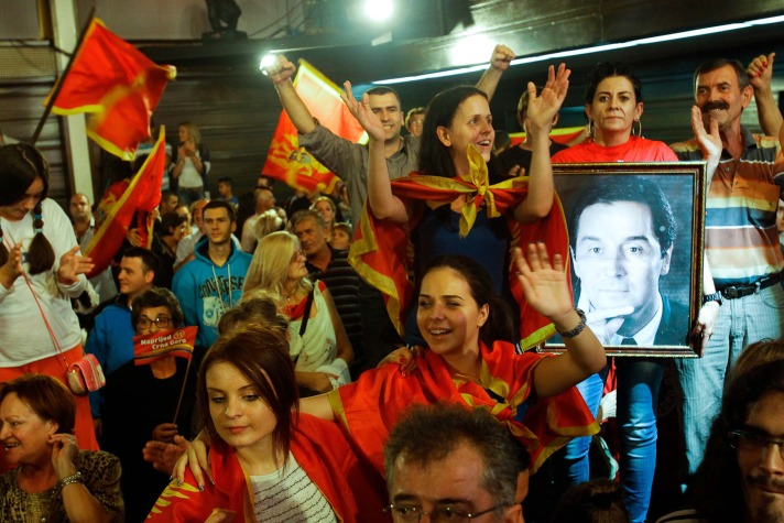 Ruling party claims victory in Montenegro
