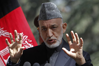 Afghanistan ready to sign security pact with US