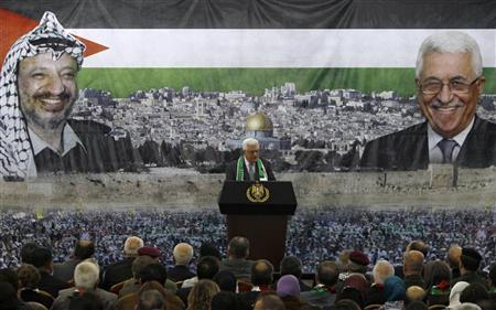 Palestinian president to arrive in Lebanon for three-day visit
