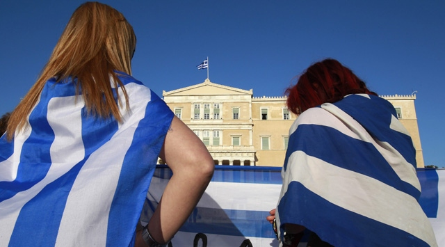 New center-left bloc forming in Greece