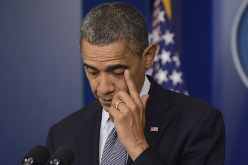 Obama doesn't condemn Egypt's military coup