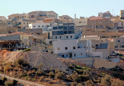 Israel plans 50 pct more settlers in West Bank by 2019