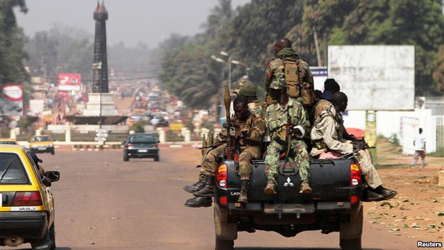 AU plans bigger peacekeeping force for CAR