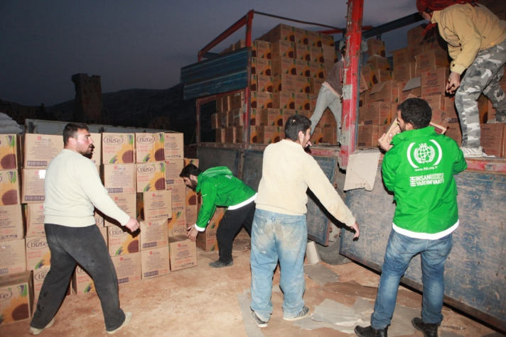 Turkish relief foundation to build orphanage village in Syria