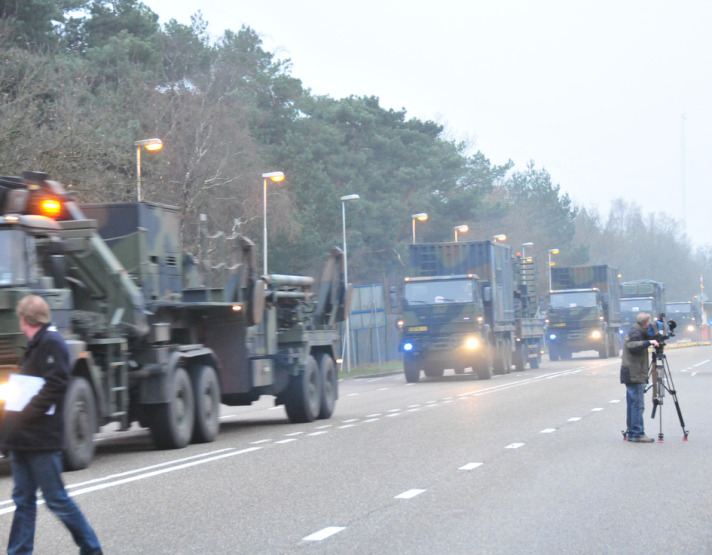 Germany decides to extend Patriot deployment in Turkey