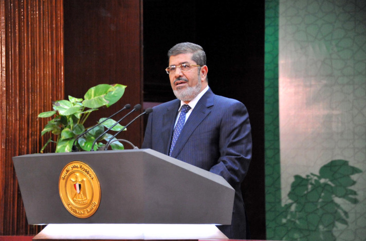 14 human rights groups urge Egypt to release Morsi