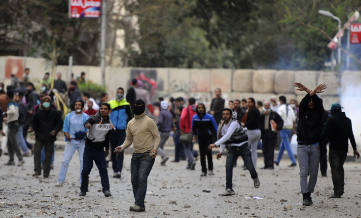 One protester killed in Egypt's Tanta-UPDATED