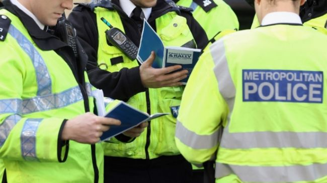 UK police fail to record 20 pct of all crimes- report