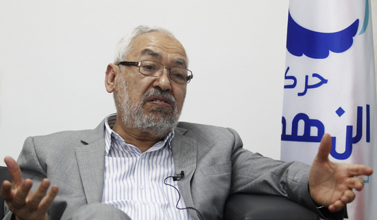 Tunisia's Ennahda agree to meet opposition without preconditions