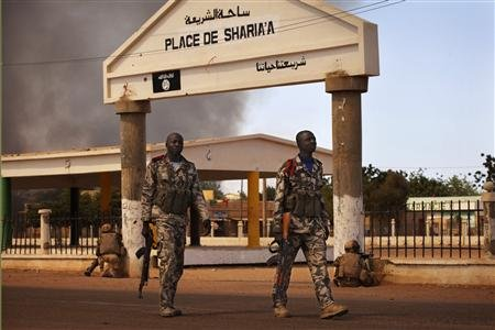 Gunmen seize 4 election officials in N. Mali