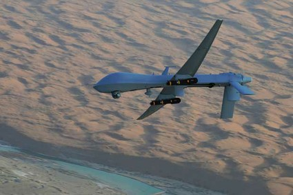 US drones kill 2 in Pakistan