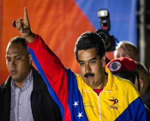 Venezuelan president demands apology from US