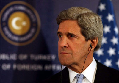 Kerry to return to Mideast this week: reports