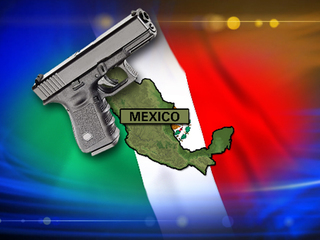 Armed gang seizing towns in Mexico