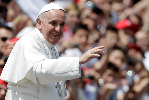 Rio Police prepare for Pope's visit during WYD