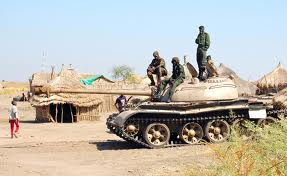 South Sudan army reportedly controls disputed Joda area