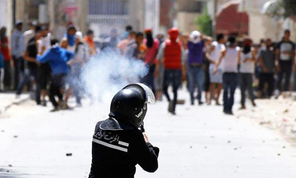 Supreme Court considers tear gas a weapon