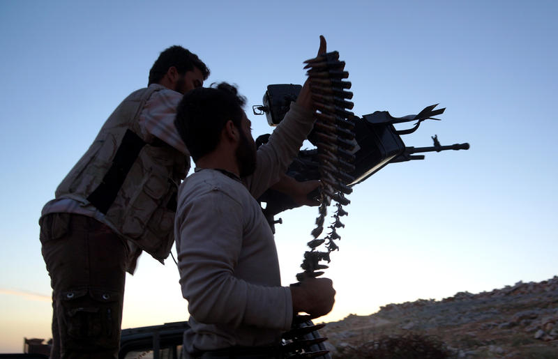West must deliver arms to rebels: Syria's Brotherhood