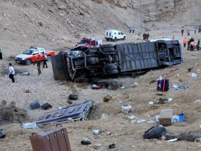 Bus attack in Sinai claims 3 lives