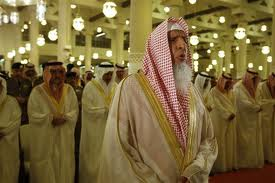 Saudi Arabia's Grand Mufti urges Egyptians to avoid bloodshed