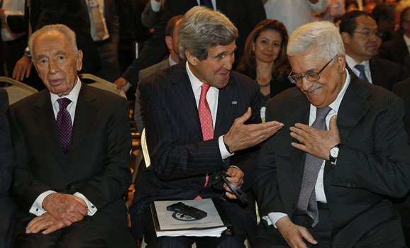 Kerry heads to Jordan to discuss Israeli-Palestinian peace