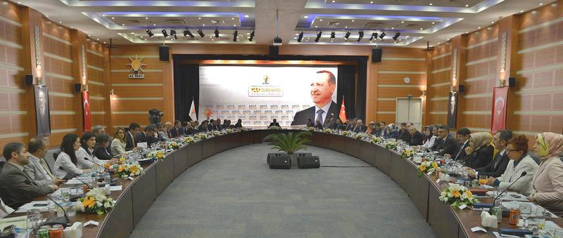 Turkey's AK Party to expand abroad