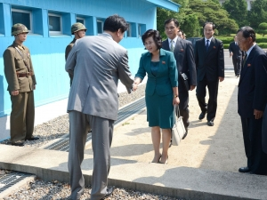 North, South Korea officials talk on joint industrial zone