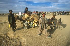 Afghans left helpless after aid goes missing